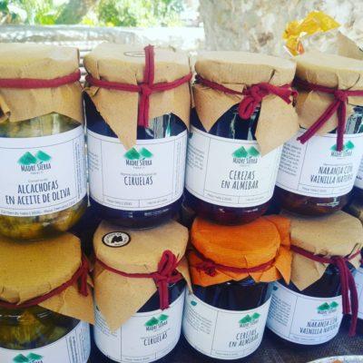 Mermeladas y Conservas Madre SIerra Products